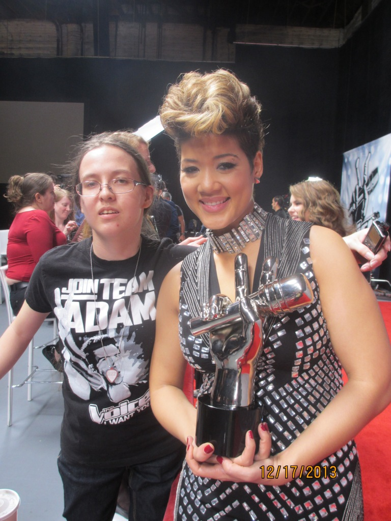 Brittany and Tessanne